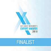 Export Awards 2018 Finalist
