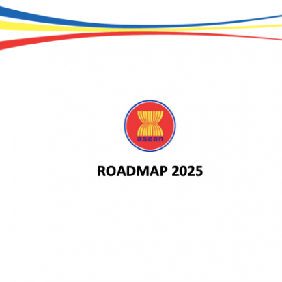 ASEAN Capacity Building Roadmap for Consumer Protection 2025 Cover Page