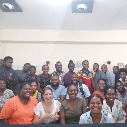 UNDP Access to Justice Survey Training Solomon Islands