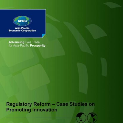 Regulatory Reform Paper