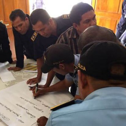 Monitoring and Evaluation of the Timor-Leste Community Policing Program