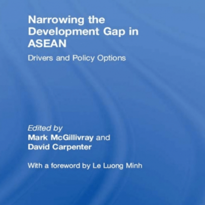 Narrowing the Development Gap book cover