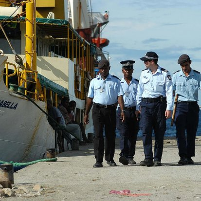 RAMSI and Royal Solomon Islands Police