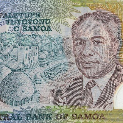 Samoa currency