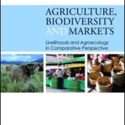 Agriculture Biodiversity and Markets book cover