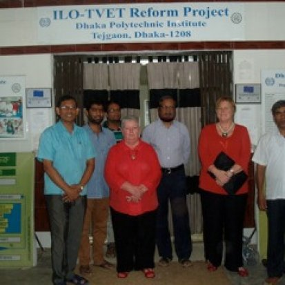 Independent Final Evaluation of the TVET Reform Project in Bangladesh